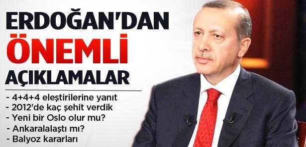 Erdoğan İskele Sancak'ta gündemi değerlendirdi