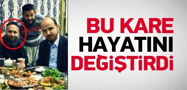 Erdoğan'la çekildikleri resim hayatını değiştirdi