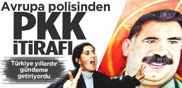 Europol'ün raporu PKK gerçeğini onayladı