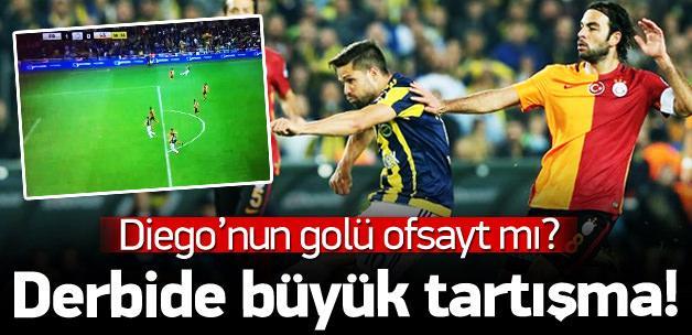 Fenerbahçe'nin golü ofsayt mı?