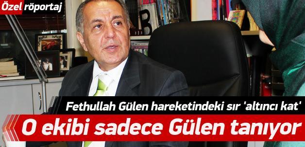 Fethullah Gülen hareketindeki sır 'altıncı kat'