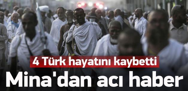 Gece yarısı Türk hacı adaylarından kötü haber