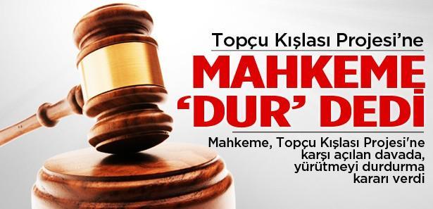 Gezi Parkı ile ilgili mahkemeden karar
