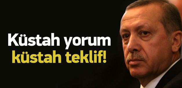 İngilizler yine Erdoğan'ı hedef aldı