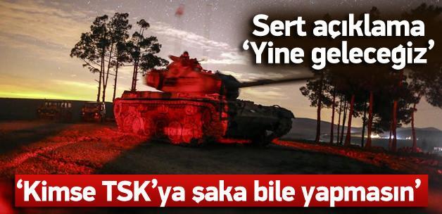 Mevlüt Çavuşoğlu'ndan Süleyman Şah açıklaması