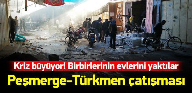 Peşmerge ve Türkmen milisler arasında gerilim
