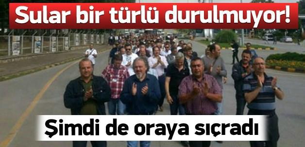 Petkim ve Arçelik'te de eylem başladı!
