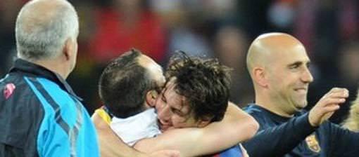 Messi, büyük rekora ortak oldu