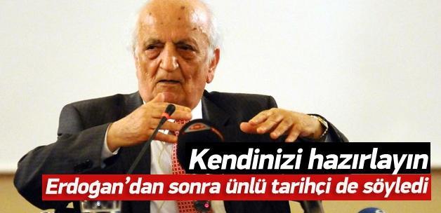 Ünlü İslam tarihçisinden Erdoğan'a destek