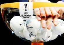 UEFA Avrupa Ligi'nde kura çekiliyor!