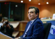 AB yetkilisi Yunan televizyonunda Türkiye'yi tehdit etti!