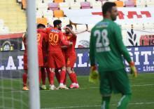 Yeni Malatyaspor 13 maç sonra kazandı!