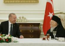 Azınlık temsilcilerinden Erdoğan'a teşekkür