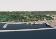 Bakanlıktan 'Rize İyidere Lojistik Limanı' açıklaması