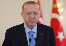 Başkan Erdoğan'dan Beşiktaş'a tebrik!