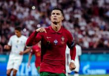 Cristiano Ronaldo dev rekora ortak oldu!