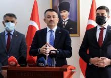 Tunceli'ye 'tarım ve hayvancılıkta yeni destek' müjdesi