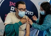 İsrail'de 60 yaş üstü vatandaşlar için 3. doz aşı çağrısı