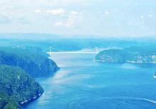 Çinliler, Kanada'da 600 milyon dolarlık bir köprü inşa edecek