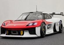Porsche Mission R Konsepti tanıtıldı: 0'dan 100'e 2,5 saniye