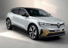 Renault Megane E-Tech Electric, görücüye çıktı