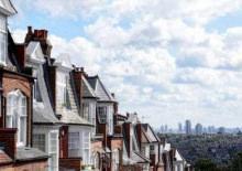 İngiltere'de konut fiyatları yüzde 10 arttı