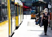 Almanya'da koronavirüs: Nisandan bu yana en yüksek seviyede